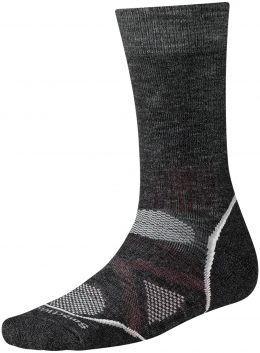 Трекінгові шкарпетки Smartwool PHD Outdoor Medium Crew charcoal (SW SW045.003)