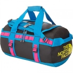 Сумка The North Face Base Camp Duffel - XS tnf black/blazing yellow