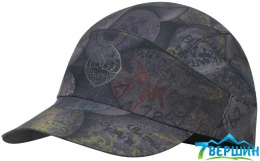 Кепка BUFF® CAMINO PACK TREK CAP the way graphite (BU 117225.901.10)
