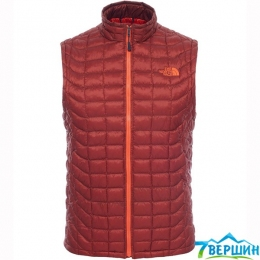Жилетка мужская The North Face M Thermoball Vest M brick house red/acrylic orange (TNF T0CMH1.BSN)