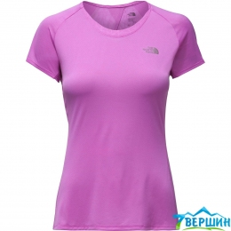 Футболка хлопковая женская The North Face W S/S Initiative Tee sweet violet heather (TNF T92UXZ.ELD)