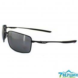 Очки Oakley Square Wire Polished Black Iridium (OO4075-01)