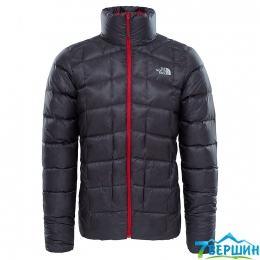 Чоловіча тепла пухова куртка The North Face Men's Supercinco Down Jacket asphalt grey (T92ZXI.0C5)