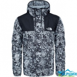 Ветровка The North Face M 1985 Mountain Jacket TNF white Sticker/Bomb Print (TNF T0CH37.QUN)