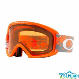 Горнолыжная маска Oakley O Frame 2.0 XL Arctic Fracture Orange / Persimmon (OO7045-39)