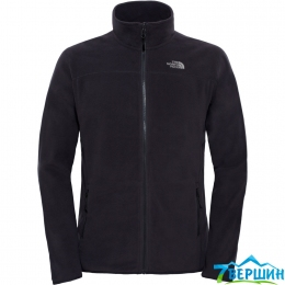 Флис The North Face M 100 Glacier Full Zip tnf black (TNF A6KX.JK3)