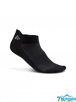 Носки, упаковка 3 шт Craft Greatness Shaftless 3-Pack Sock Black (Cr 1906059.999000)