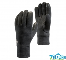 Рукавички, лайнери Black Diamond MidWeight Gridtech Gloves Super Lightweight Tank (BD 801032.SLWT)