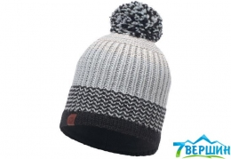 BUFF Knitted Polar Hat BORAE grey (BU 116040.937.10)