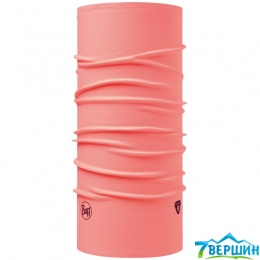 BUFF THERMONET solid coral pink (BU 115235.506.10.00)
