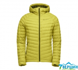 Мужская пуховая куртка Black Diamond M Access Down Hoody Sulfur (BD 746080.7006)
