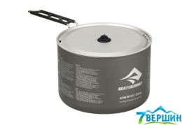 Кастрюля Sea To Summit Alpha Pot 3.7 L (STS  APOTA3.7L) grey