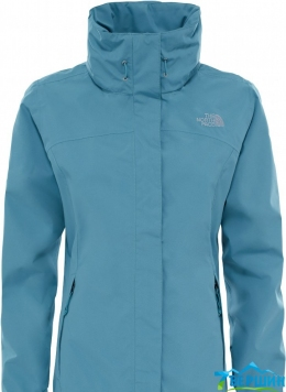 Женская штормовая куртка The North Face W's Sangro Jacket trellis green (TNF T0A3X6.PKF)