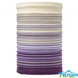 BUFF Knitted Polar neckwarmer neper violet (BU 113347.619)
