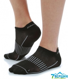 Комплект з 2-х пар шкарпеток Craft Cool Training 2-Pack Shaftless Sock (Cr 1903429.2999).