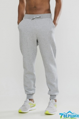 Мужские спортивные штаны Craft District Crotch Sweet Pants Man grey melange (Cr 1907197.950000)