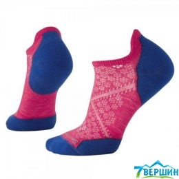 Термоноски для бега женские Smartwool Wm's PhD Run Light Elite Micro Potion Pink (SW SW210.906)