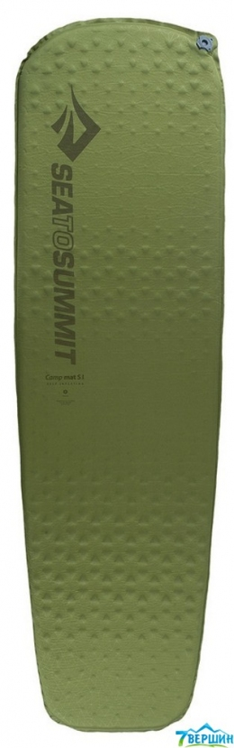 Коврик Sea To Summit Camp mat SI Large Olive (STS AMSICML)