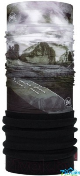 BUFF MOUNTAIN COLLECTION POLAR 3 cime black (BU 123700.999.10.00)