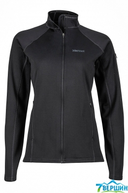 Флис Marmot Women's Stretch Fleece Jacket black (MRT 89660.001)