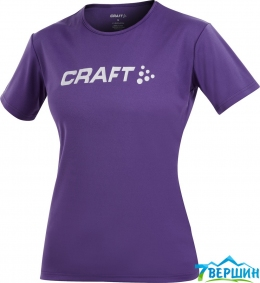 Футболка Craft AR LOGO TEE WOMAN (192482.1462)  - L