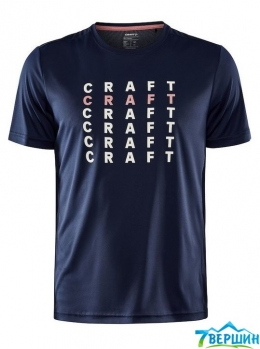 Футболка мужская Craft CORE CHARGE SS TEE M BLAZE (1910664.396000)