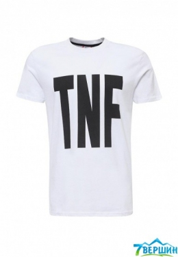 Футболка The North Face S/S TNF Tee white (TNF T92S5A.FN4)