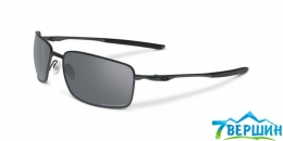 Очки Oakley Square Wire Carbon Grey Polarized (OO4075-04)