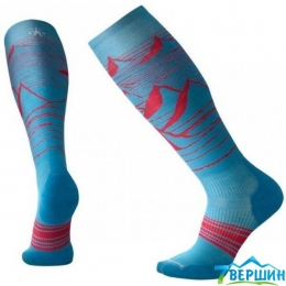 Сноубордичні термошкарпетки Smartwool PhD Slopestyle Light Elite Glacial Blue (SW B01104.781)