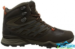 Ботинки The North Face M Hedgehog Hike Mid GTX morel brown (T0CDF5.GRW)