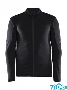 Велоджерси мужское Craft Ideal Thermal Jersey Man black (Cr 1907820.999000)