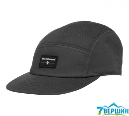 Кепка Black Diamond Camper Cap Carbon, One Size (BD 7230010003)