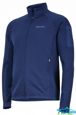 Флис Marmot Stretch Fleece Jacket Arctic Navy (MRT 81120.2975)