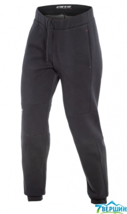 Жіночі штани Dainese Lady Sweatpants black (202755137.001)