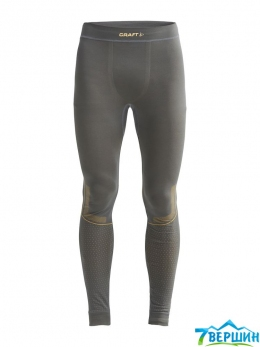 Штани чоловічі Craft Active intensity Pants Man asphalt / buzz (Cr 1907936.995557)