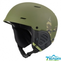 Гірськолижний шолом Bolle MUTE matte camo david wise signature series (BL 3191)