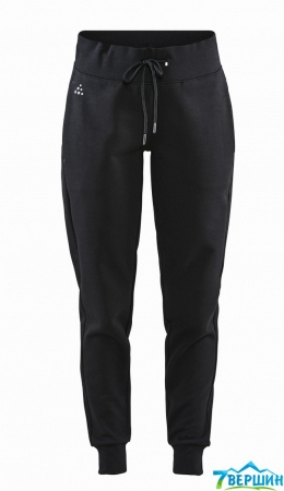 Женские спортивные штаны  Сraft Icon Pants Women BLACK (Cr 1908646.999000)