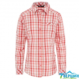 Рубашка The North Face W L/S zion shirt Cayenne Red Plaid