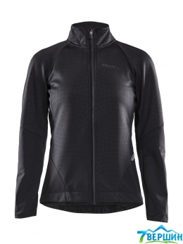 Жіноча велокуртка Craft Ideal Jacket Woman black (Cr 1907816.999000)