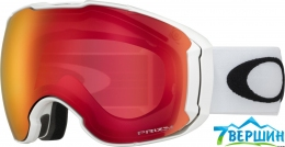 Горнолыжная маска Oakley AIRBRAKE XL Polished white/prizm torch iridium & prizm rose (OO7071-08)
