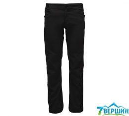 Легкие мужские штаны Black Diamond M Credo Pants Black (BD P25N.0002)