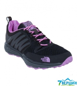 Кроссовки The North Face W Litewave TR II black/sweet violet (TNF T92VVF.GAL)