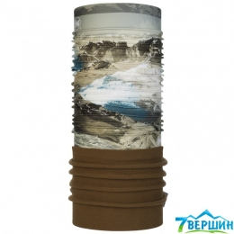 BUFF  MOUNTAIN COLLECTION POLAR dolomiti sand (BU 120919.302.10.00)