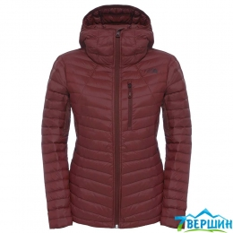 Куртка The North Face W Premonition Jacket Deep Garnet Red (TNF T92TKS.HBM)