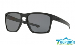 Очки Oakley Sliver XL Matte Black/Grey Polarized (OO9341-01)