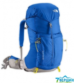 Рюкзак для хайкінга, альпінізму The North Face Banchee 35 nautical blue / energy yellow (TNF T0A6K4.L0D)