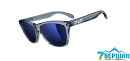 Очки Oakley Frogskins Crystal Black Ice Iridium (OO03-292)