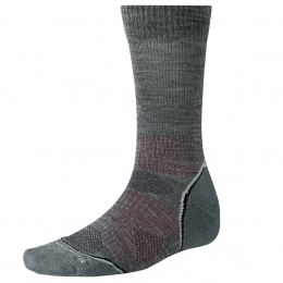 Легкие термоноски Smartwool Outdoor Light Crew medium gray (SW SW044.052)