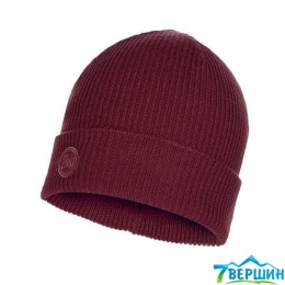 BUFF KNITTED HAT EDSEL deep grape (BU 116027.604.10.00)