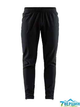 Мужские спортивные штаны Craft Eaze Track Pants Man black (Cr 1906001.999000)